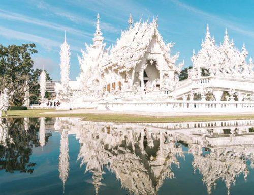 Arranged Asia Trip